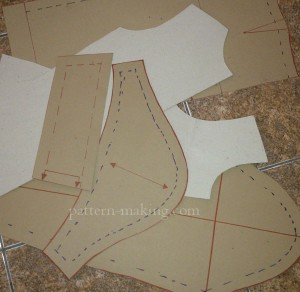 bodices-pattern