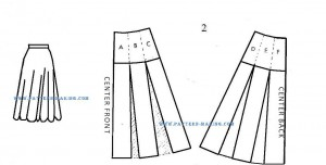 draft circular skirt-2