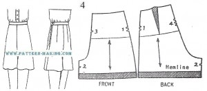 draft shorts pattern-3